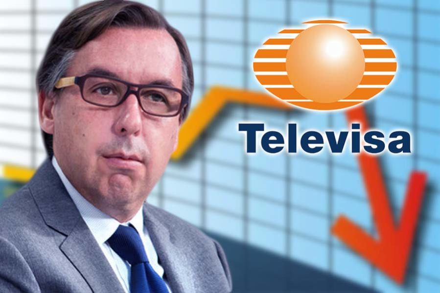 Efecto Azc 225 Rraga Desploma Acciones Y Ventas De Televisa