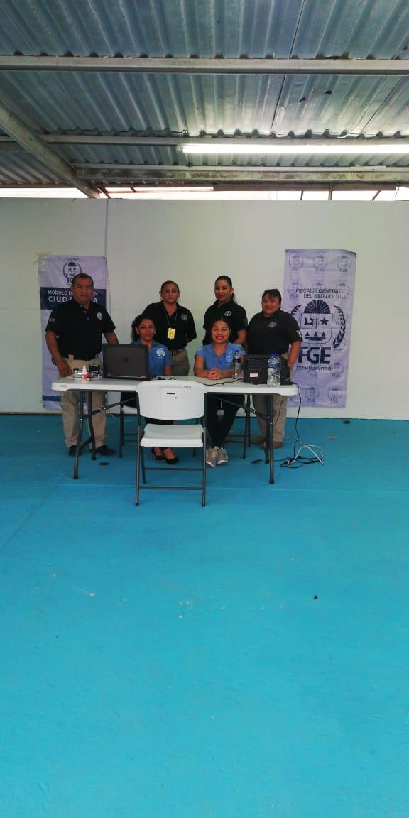 Fiscalía Participa En Módulos De Orientación Ciudadana