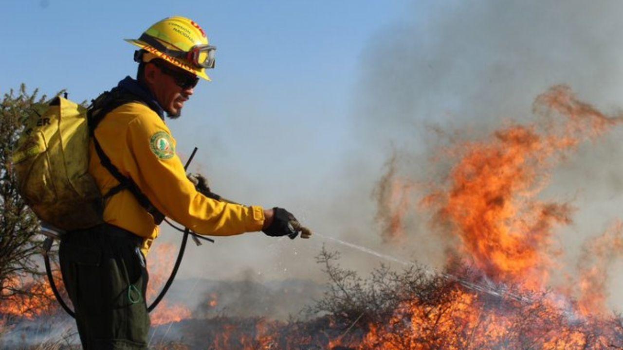 Resultado de imagen para incendio biosfera de sian ka'an